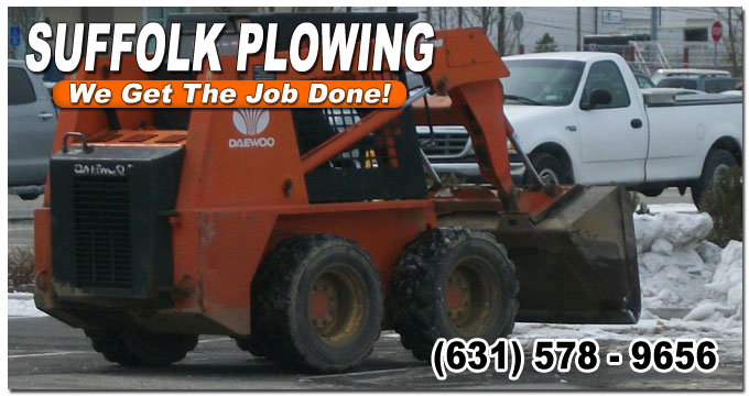 bobcat snow removal long island